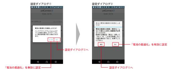 uniConnect新バージョンリリース